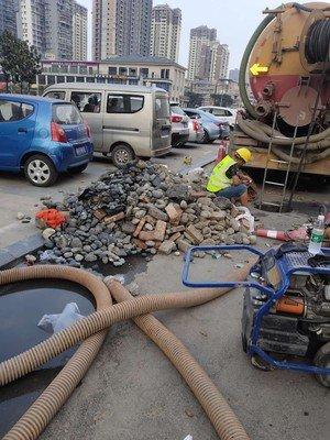 武汉青山工业园排水管道检测正规公司-武汉嘉庆市政工程有限公司