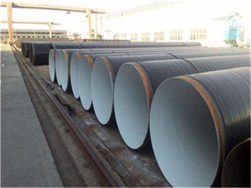 乌海市三层聚乙烯涂覆防腐钢管大量供应