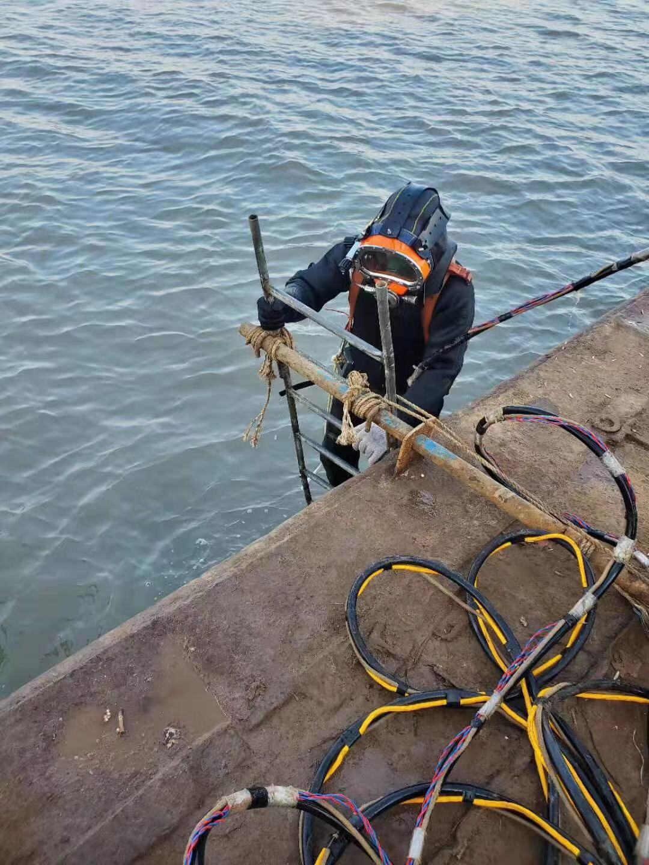 泉州市水下施工服务公司联系电话是多少<浪淘沙潜水有限公司>