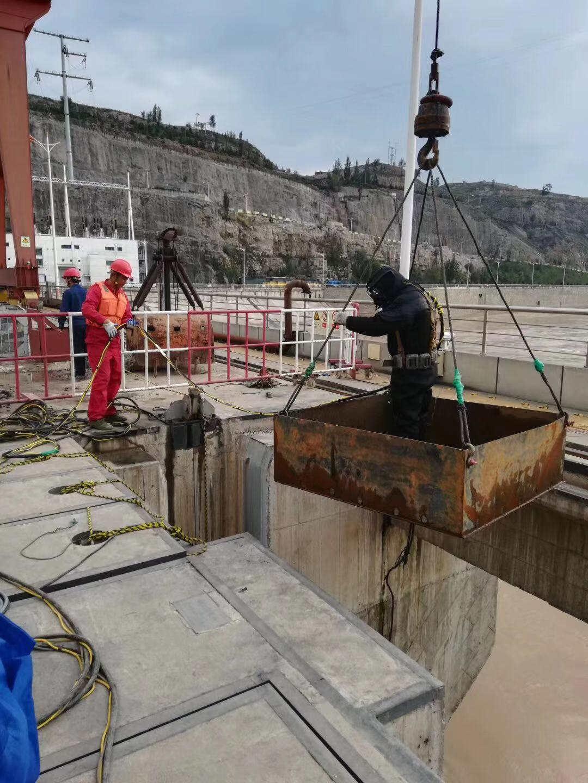 宿州市沉井水下清理+潜水员施工<欢迎来电咨询