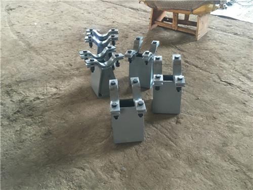 百色西北院Z6焊接导向支座加工厂