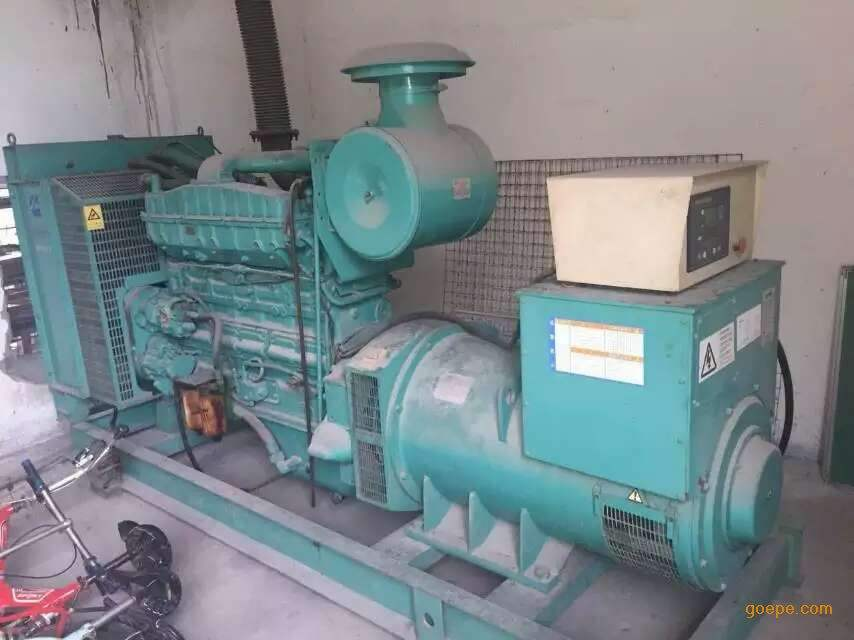 深圳南山区二手进口发电机回收资质齐全