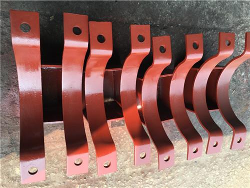 濠江Z4.76管夹导向支座产品优势