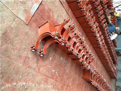 安庆望江Z6.89焊接导向支座加工厂