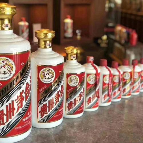 【新款】 1.5升猪年茅台酒酒瓶回收-- 价格行情