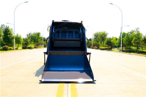 会理自动压缩垃圾车在哪买