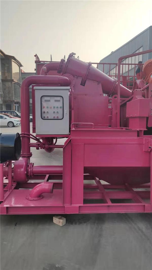 厦门石油钻井泥浆处理细沙回收机生产厂家