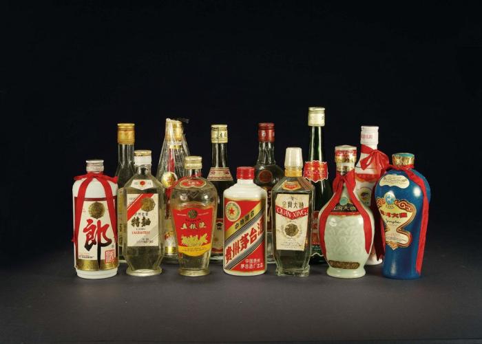 石家庄六斤茅台酒瓶盒子回收市场行情价格