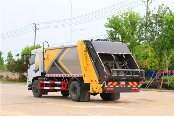 永福大型压缩垃圾车代理点电话