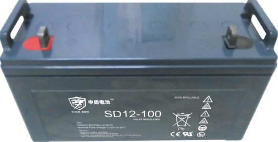 鸡冠SOTA蓄电池XSA12400 12V40AH现货
