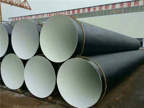 加强级ipn8710防腐钢管中水(污水)管线龙山