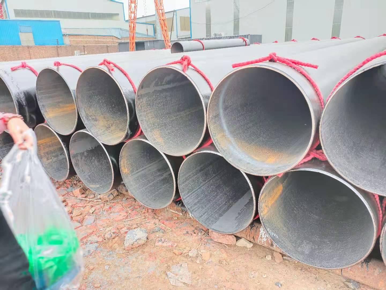 赤峰巴林右旗一布两油防腐螺旋管-X65/L450直缝钢管厂家--哪里有生产的