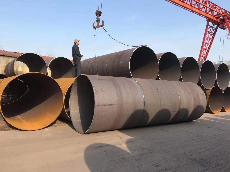 襄阳襄城325mm螺旋焊接管道定做厂家