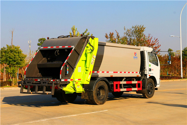 恒山自动压缩垃圾车厂家办事处