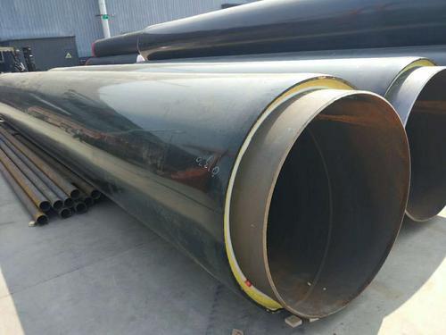 820*8内外滑动式保温钢管什么价钱价格