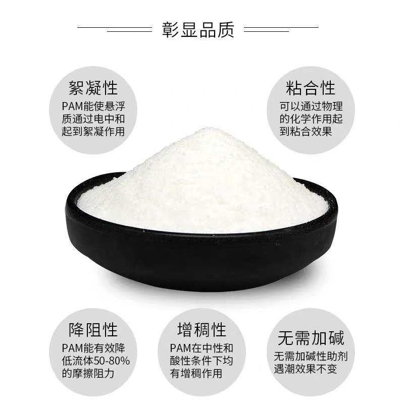广安液体聚合硫酸铁50%离子阳离子聚丙烯酰胺厂商