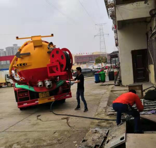 月湖抽粪--多年施工经验【2021】