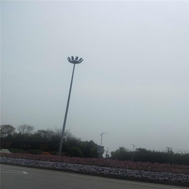 眉山市彭山区城区道路交通监控立杆 真正厂家直销