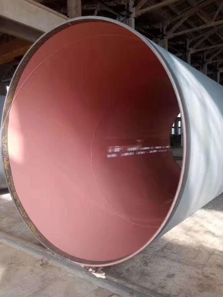 必看!DN1400*112PE防腐钢管大概多少钱一吨海南省