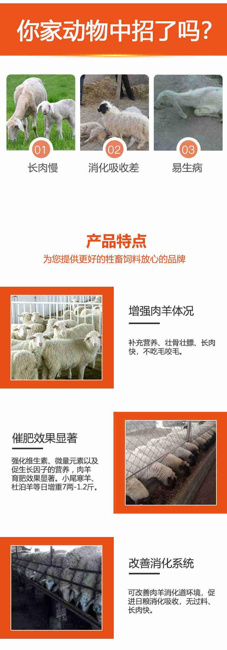 内蒙古包头育肥羊60天出栏技术-羊饲料里可以加豆油吗