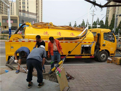 北京化粪池清理价格合理谷