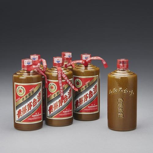 临安回收07年茅台酒多少钱07年茅台酒哪里有回收的