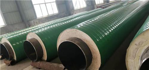 钢套钢蒸汽管道厂家价格合理产品亳州市