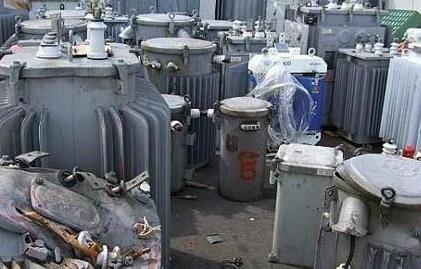 清远回收电缆变压器哪里有回收公司
