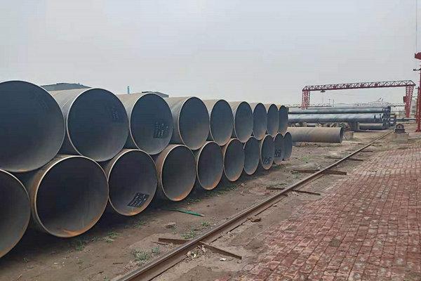 D820焊接钢管生产厂分析