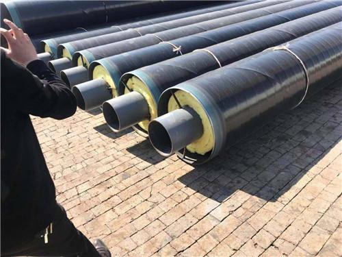 北京钢套钢蒸汽保温管沧州瑞盛管道制造有限公司泸州市