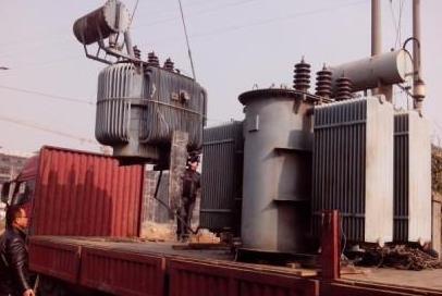 珠海市斗门区二手变压器回收哪里有回收公司