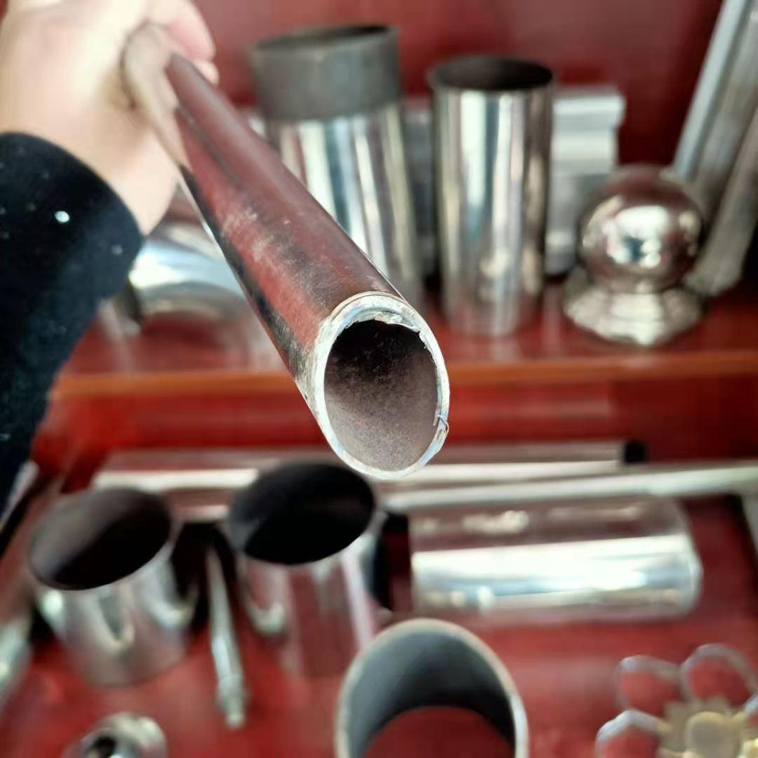 荆州镀锌钢管内衬不锈钢复合管定制加工