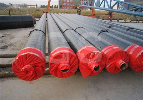 龙湾钢套蒸汽保温管厂家钢套钢专业生产厂家