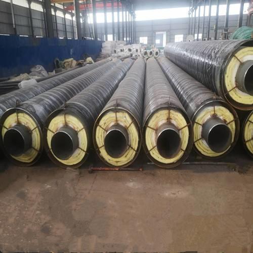 钢套钢直埋复合保温钢管价格合理产品峰峰矿区