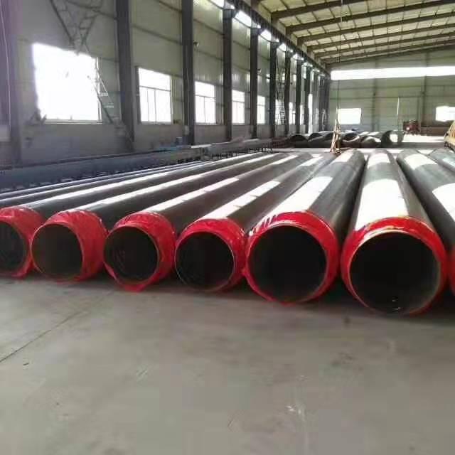预埋168黑夹克保温钢管实体厂家__梅州