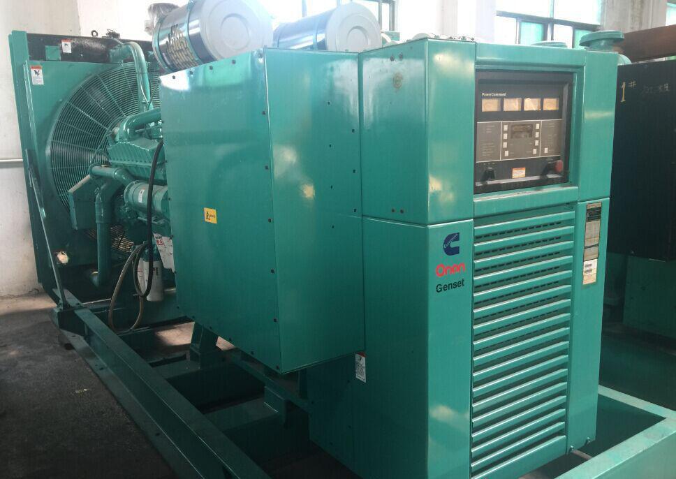 深圳市南山二手发电机组回收高价回收