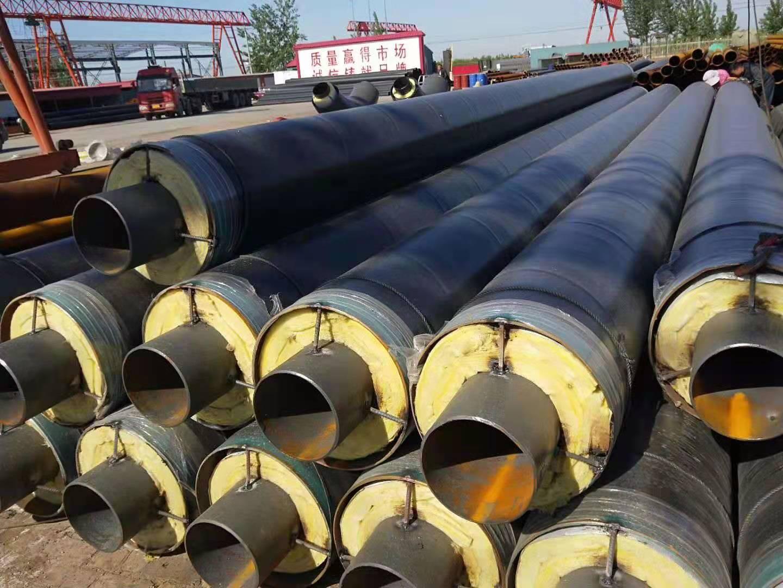 DN1200预制直埋保温钢管含税价格韶关-名辉管道