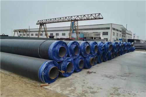 三乡镇钢套钢蒸汽保温管加工厂钢套钢保温钢管