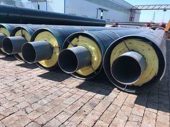 聚氨酯埋地发货保温管现货规格固原-名辉管道