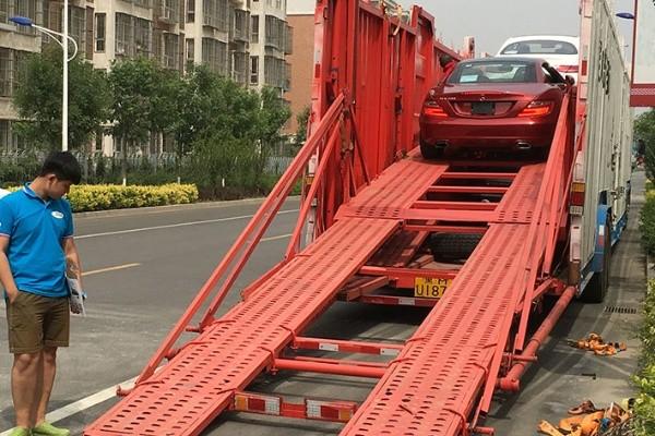 来电咨询:菏泽到格尔木轿车托运公司需要多少运费