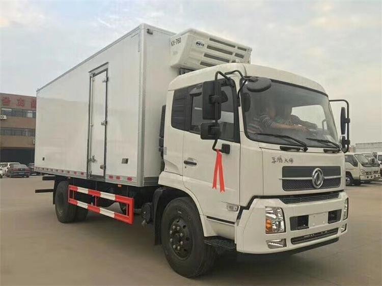 广州排半3.8米冷藏车厂家