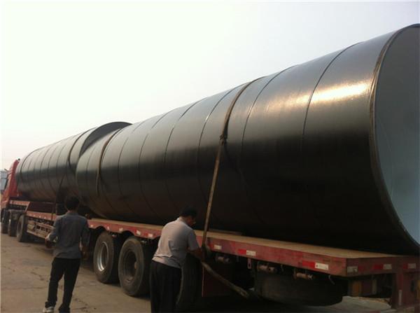1布2油环氧煤沥青防腐钢管厂商莱州