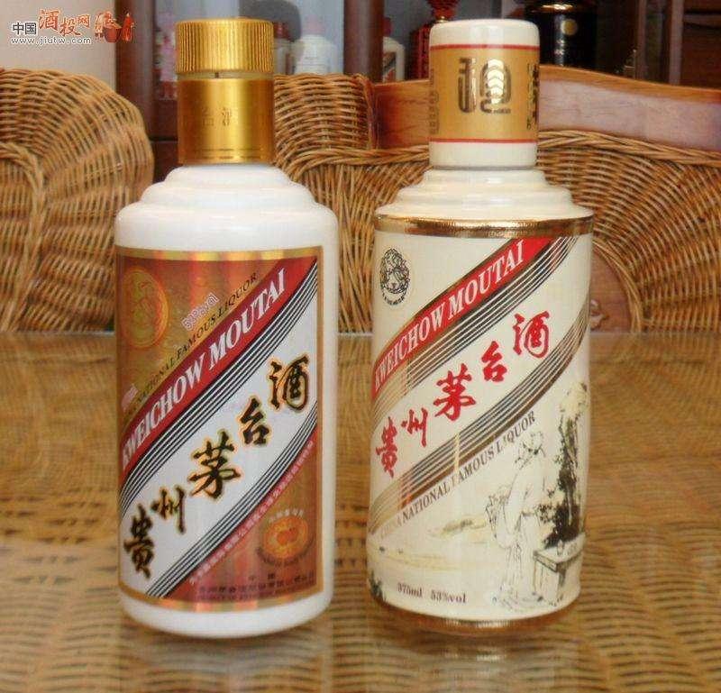 专业回收生肖茅台酒瓶子及盒子价格高