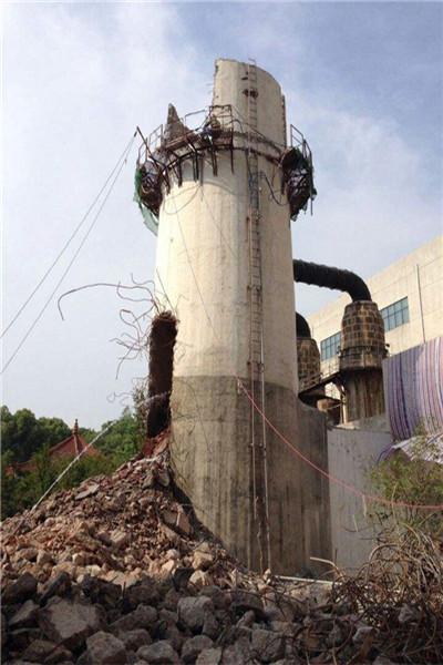 泰安市钢烟囱拆除公司&大发展