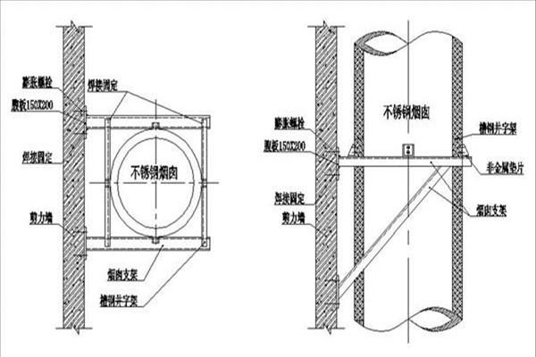毕节自立式钢烟囱制作公司&技巧提升
