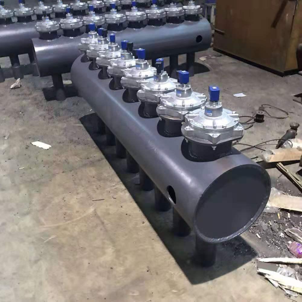 焦化厂除尘布袋岭东实体厂家
