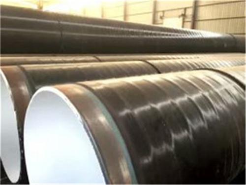扬州市石油管道用三层聚乙烯防腐钢管全新价格