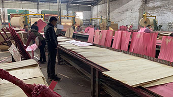 黄梨橡1.8多层板厂家