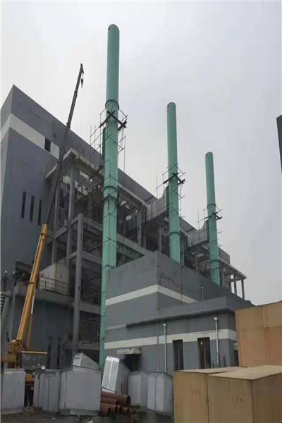 阳江市自立式钢烟囱制作公司@诚信单位