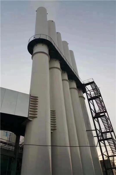 海南省国标铁烟囱安装公司&水泥厂
